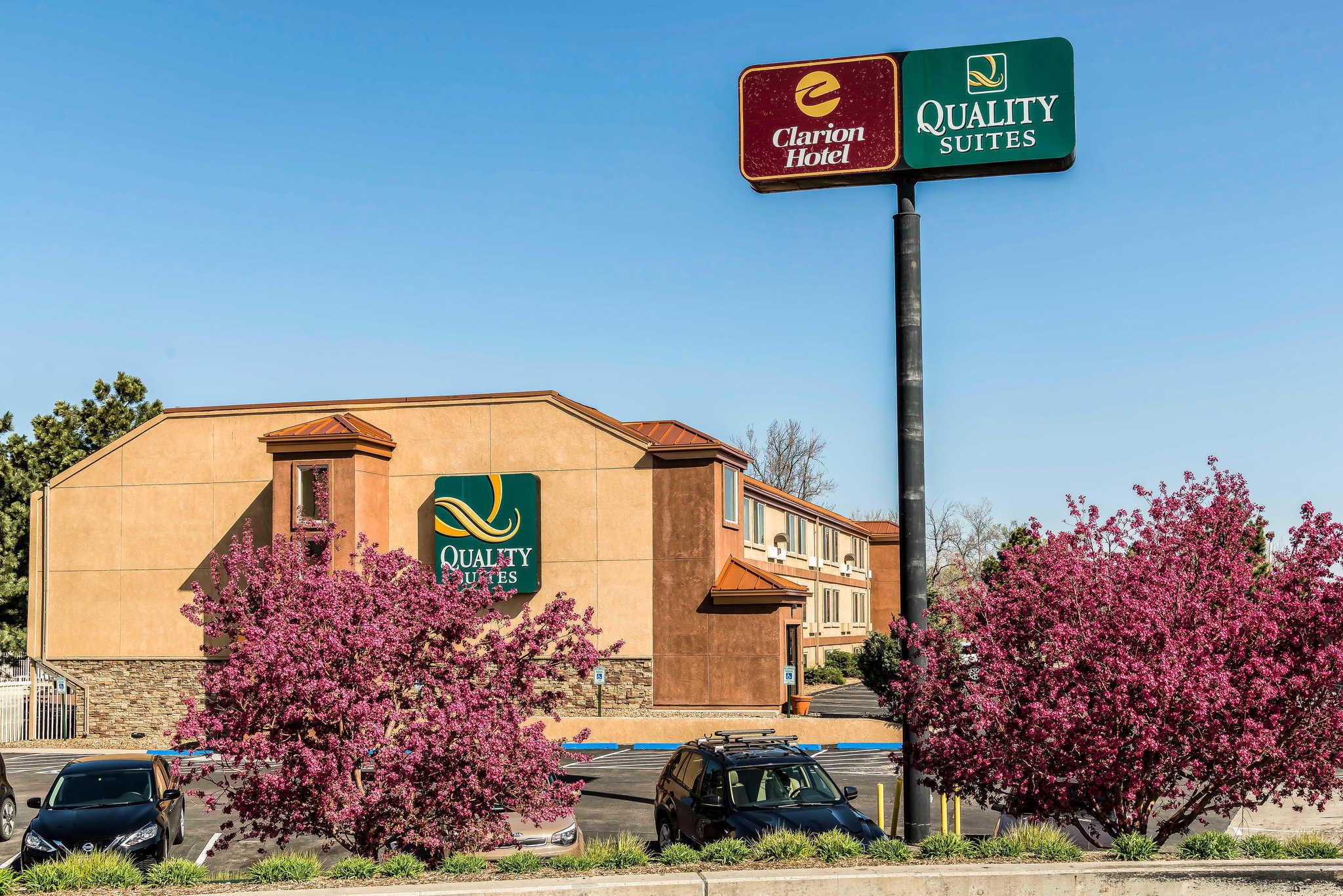 Motels Around Colorado Springs