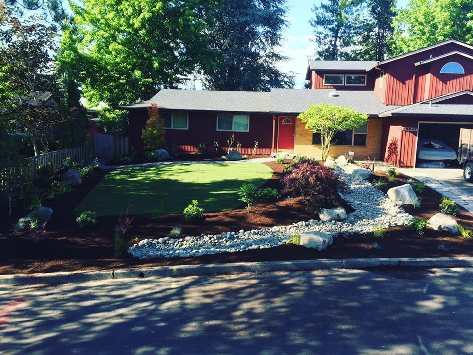 Scholls Lawncare Amp Landscape Llc Hillsboro Oregon Or