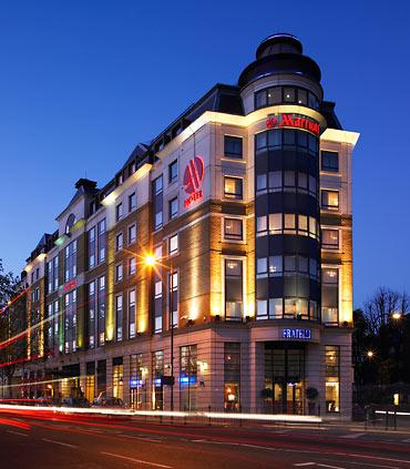 London Marriott Hotel Maida Vale - London, London NW6 5RP - 020 7543 6000 | ShowMeLocal.com