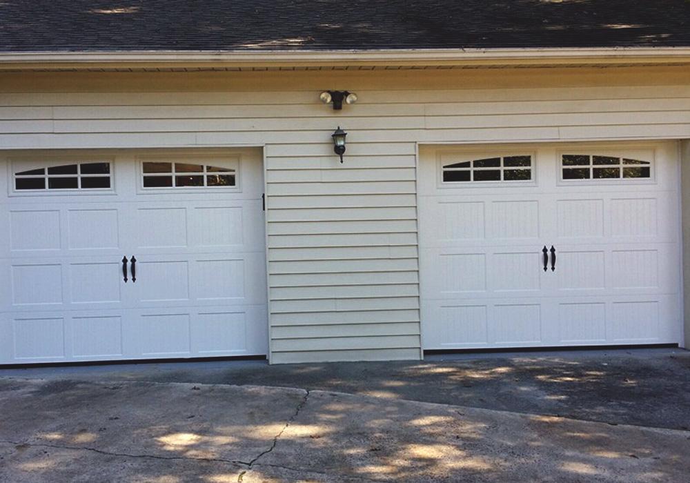 Protec garage doors of charlotte charlotte north for Garage door repair port charlotte fl