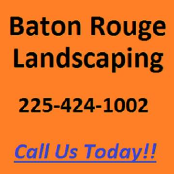 Baton Rouge Landscaping