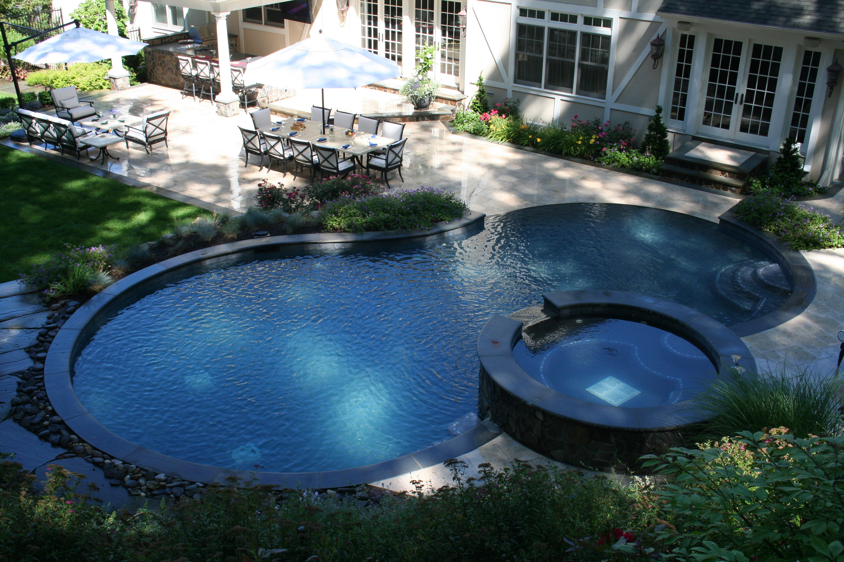 Paco pools and spas at 784 merrick rd baldwin ny on fave for Pool and spa show wa