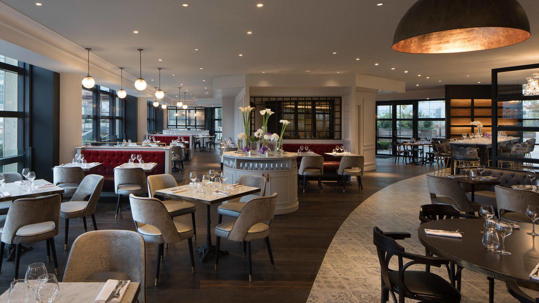 La Brasserie Restaurant & Bar
