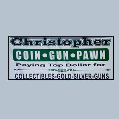 Christopher Coin Gun & Pawn
