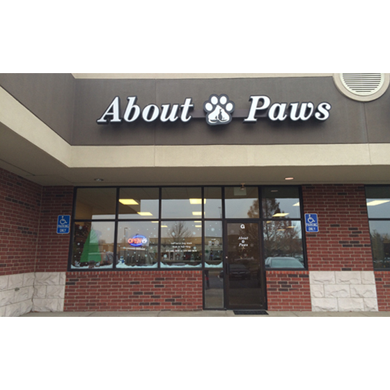 About Paws Pet Salon