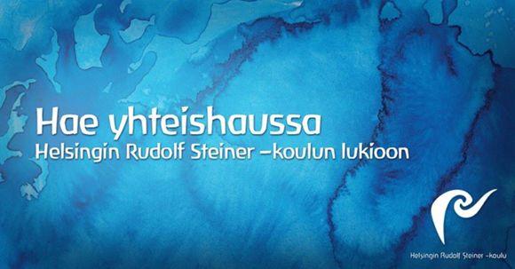 Helsingin Rudolf Steiner -koulu