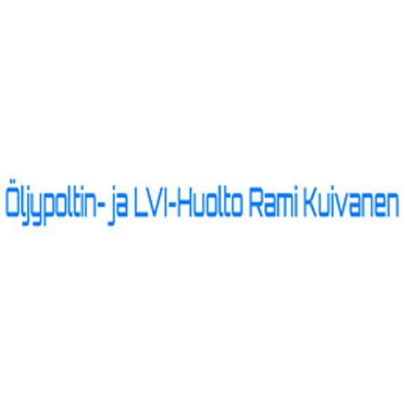 Öljypoltin- ja LVI-Huolto Kuivanen Rami