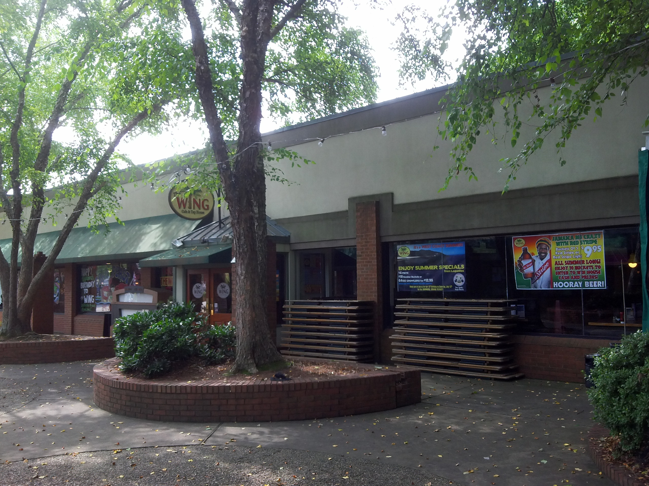 Wing Cafe And Tap House Marietta
