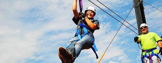 Adrenaline Rush Zip Line Tours LLC - Jacksonville, Texas ...
