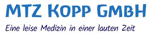 Ergo- und Physiotherapie Kopp, ein Unternehmen der MTZ Kopp GmbH