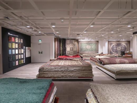 Teppichland im Hause Möbel Rehmann