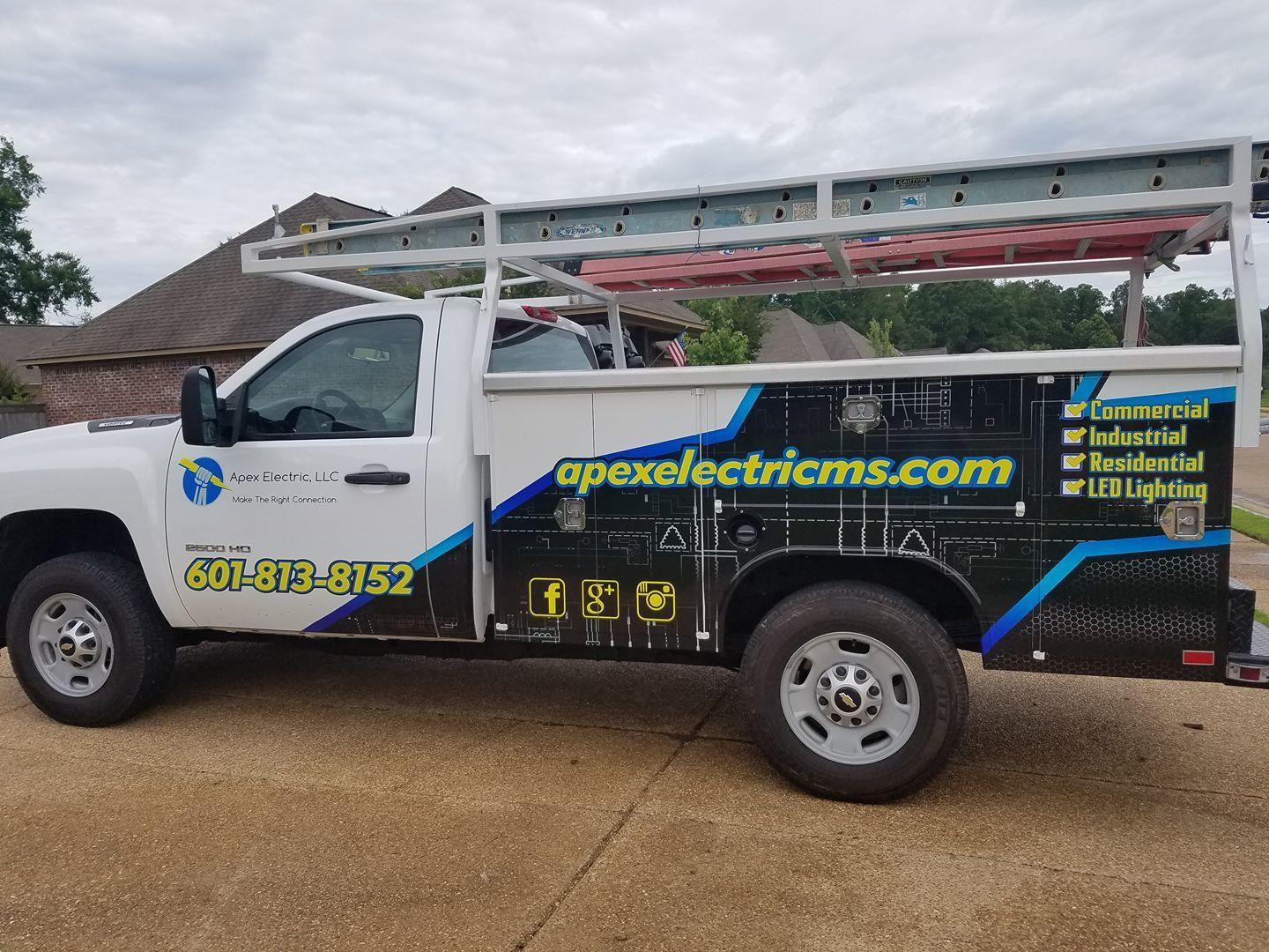 Apex Electric Llc Florence Mississippi Ms