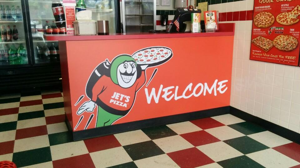 View the menu for Jet's Pizza and restaurants in Franklin, TN. See restaurant menus, reviews, hours, photos, maps and directions.5/5(1).