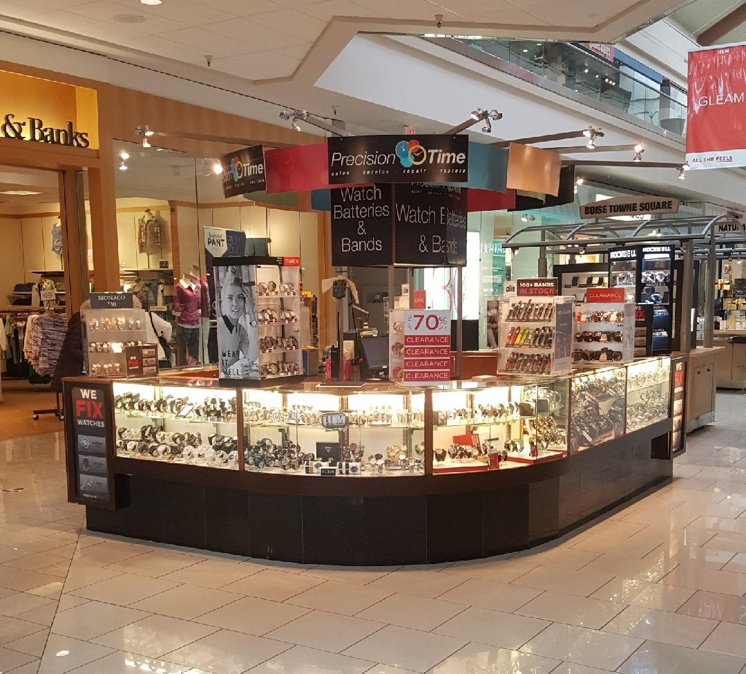 Precision Time - Boise Towne Square - CLOSED in Boise, ID 83704 ...