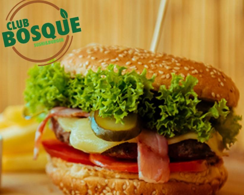 Club Bosque Sushi & Burger
