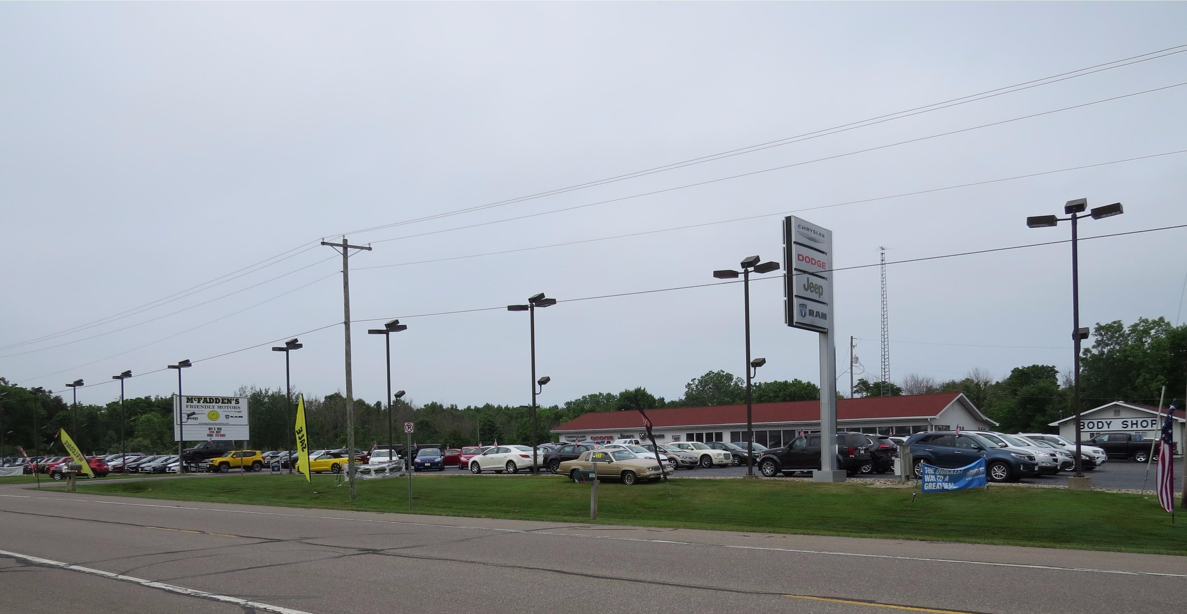 mcfadden friendly motors in south haven mi 49090
