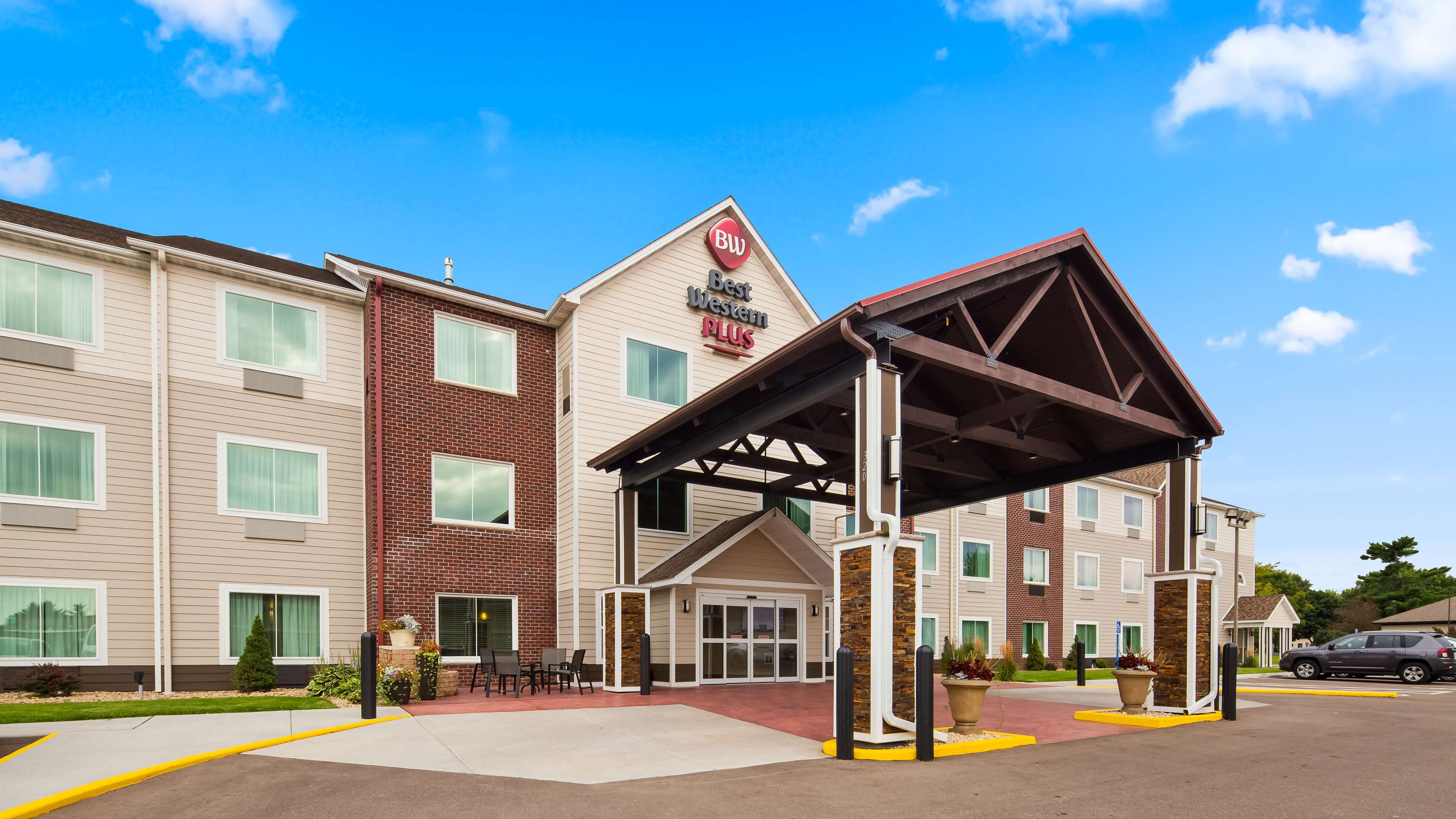 Hotels In Menomonie Wi Near Uw Stout
