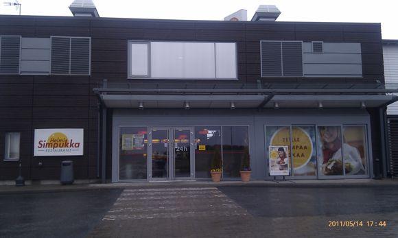 Shell Salo Halikko
