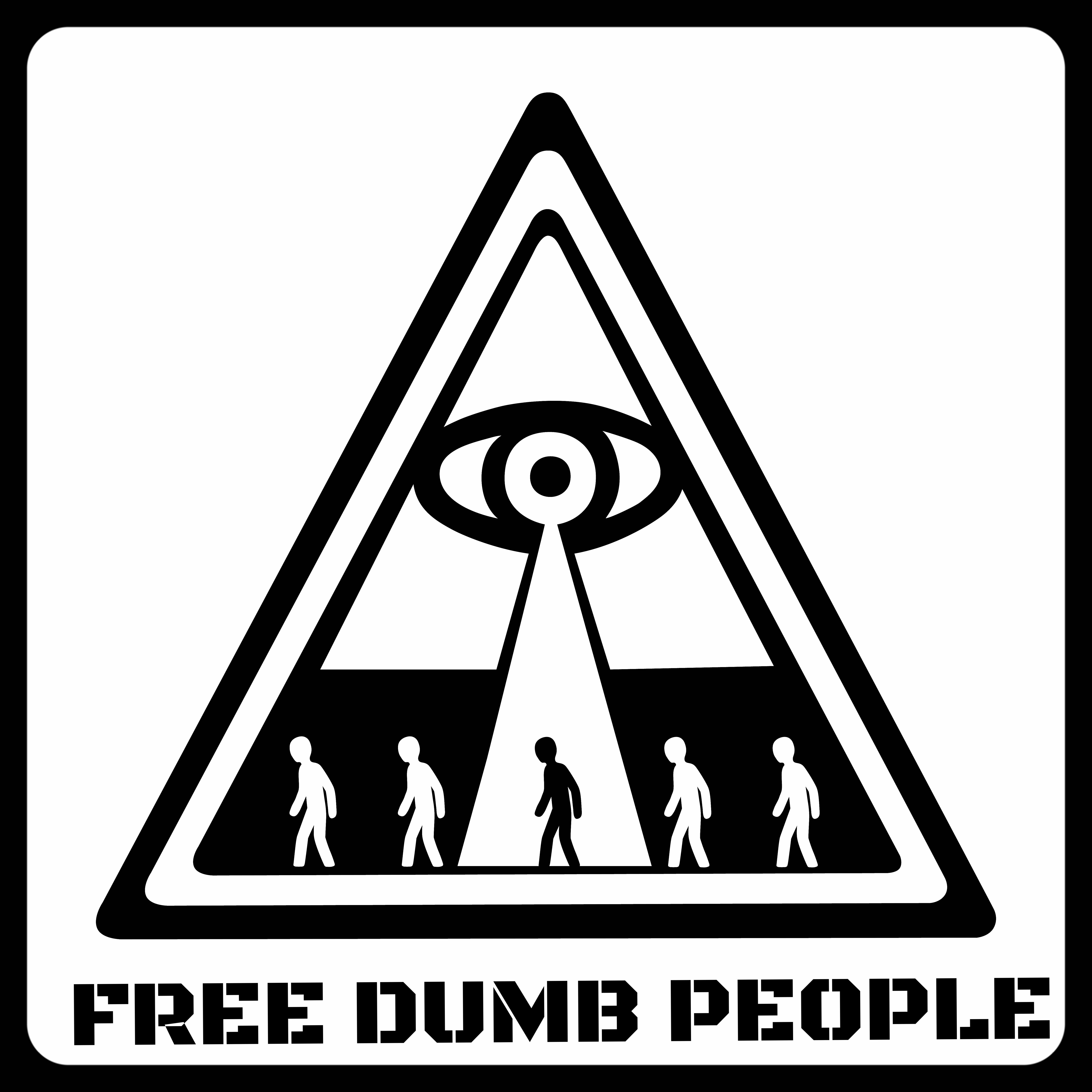 Free Dumb People Magazine