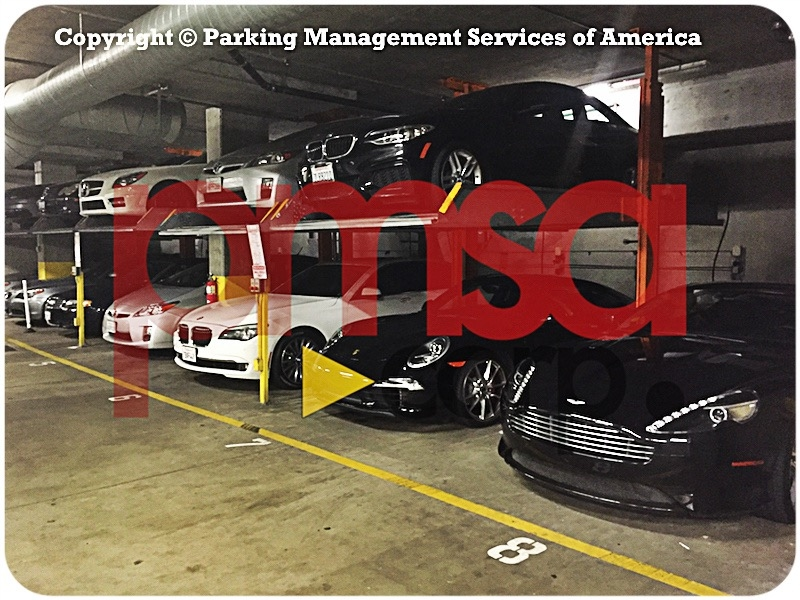 Parking Management Services Of America In Glendale Ca