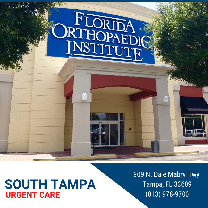 Florida Orthopaedic Institute South Tampa Office