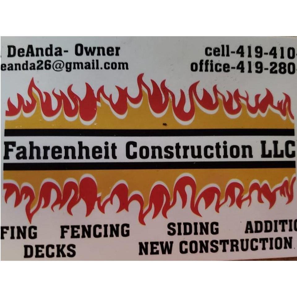 Fahrenheit Construction LLC.