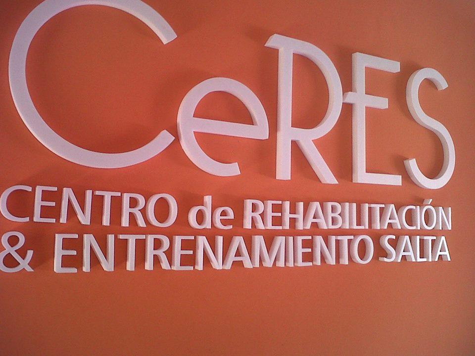 CERES SALTA - REHABILITACION