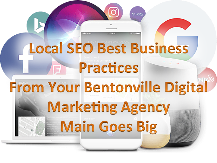 Digital Marketing Agency Main Goes Big