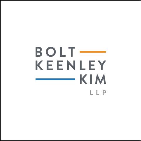 Bolt Keenley Kim LLP