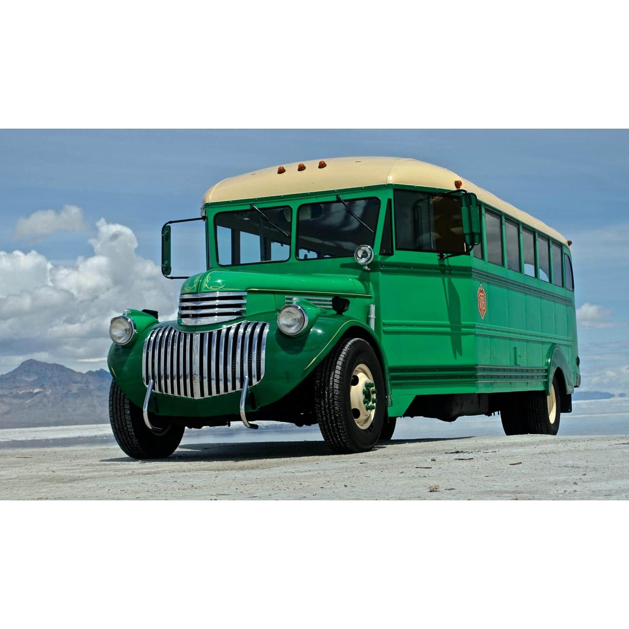 The Vintage Tour Bus Co.