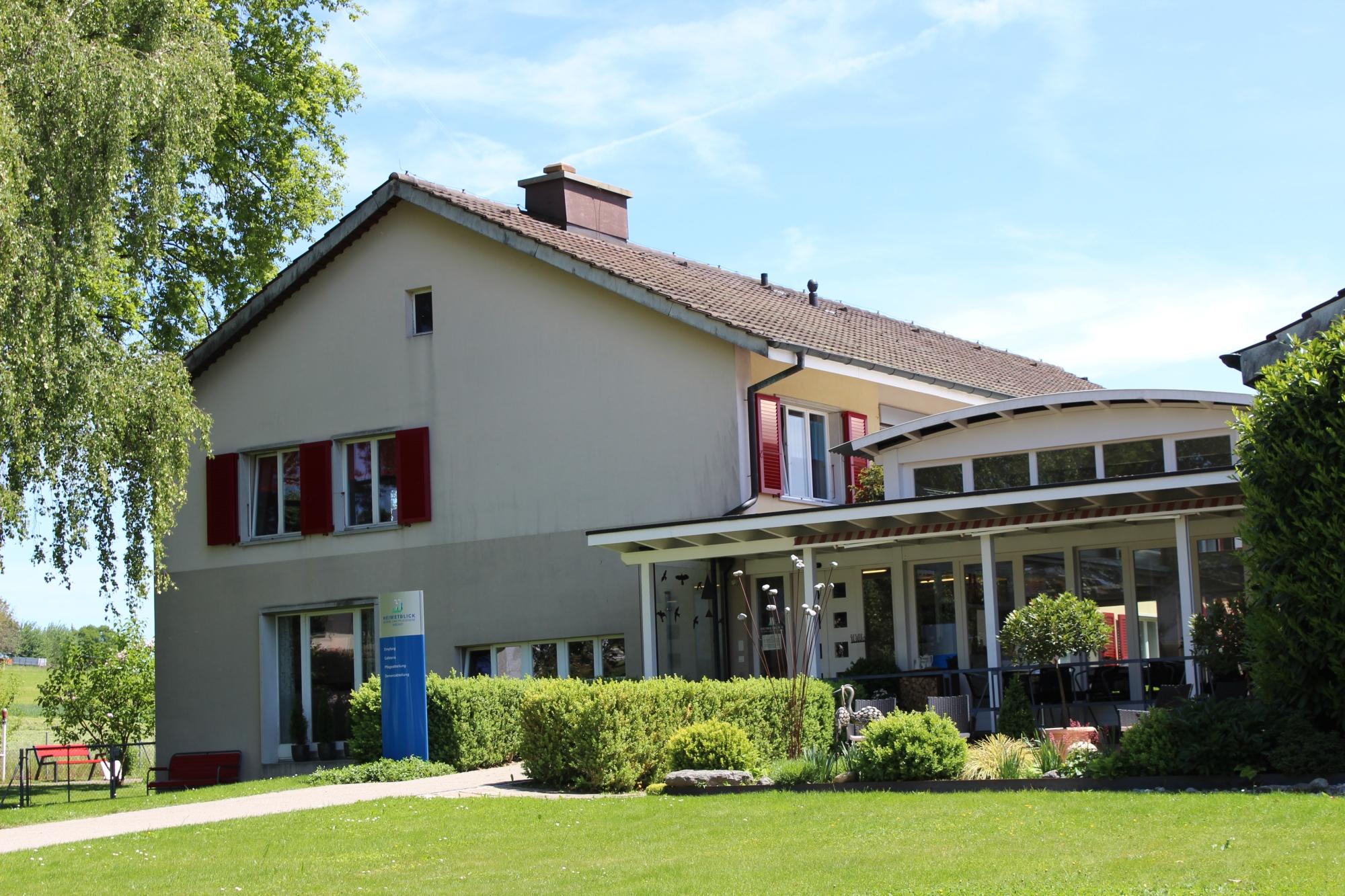 Alters- und Pflegeheim Heimetblick