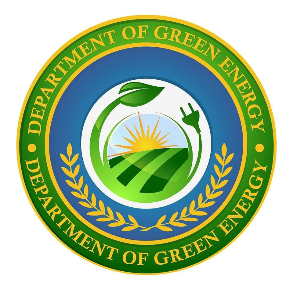 Department Of Green Energy Inc Fort Lauderdale Florida