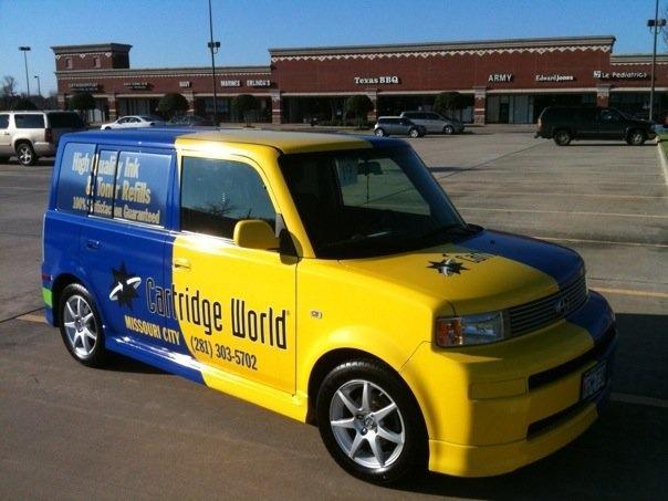 Cartridge World Missouri City