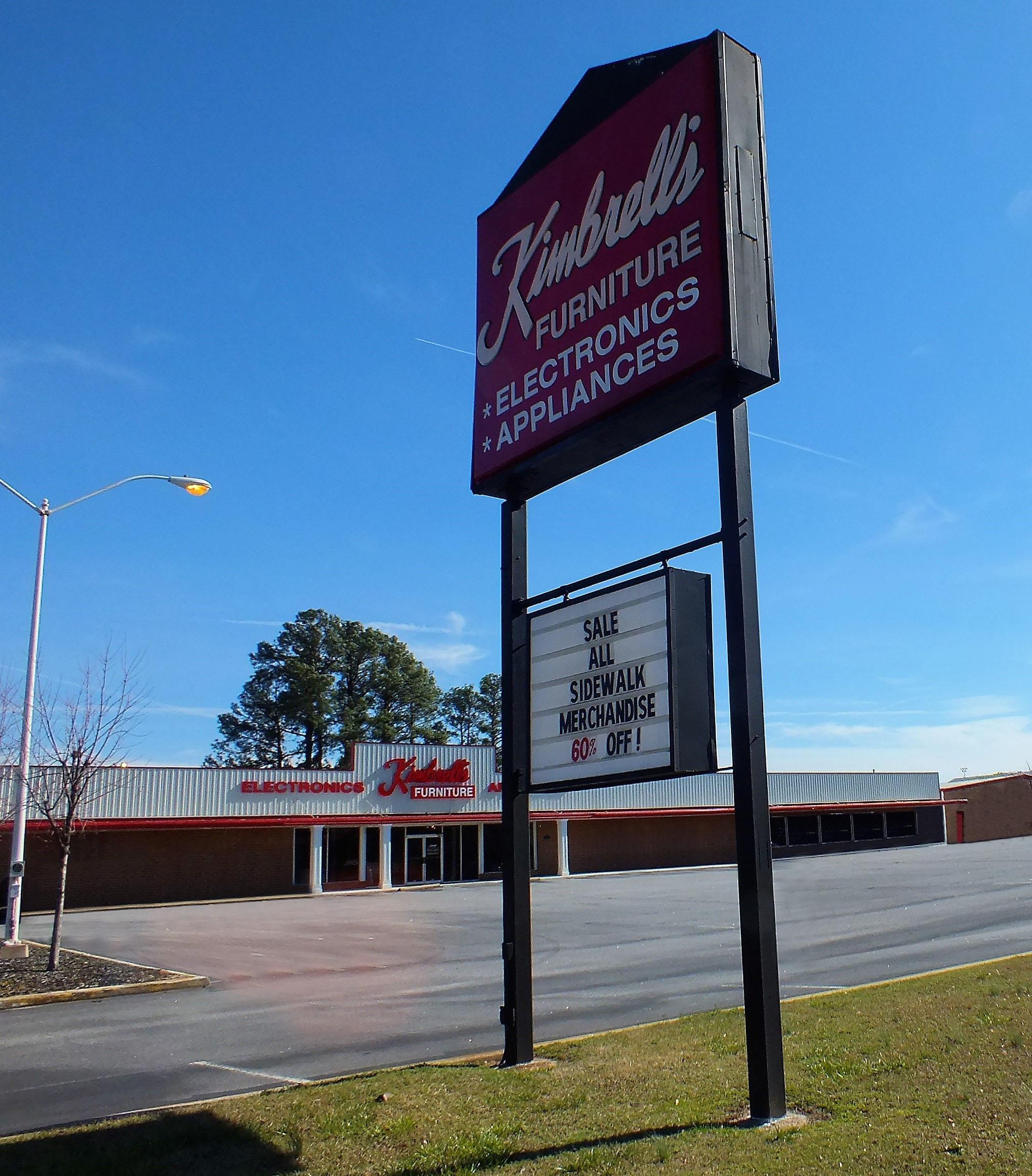 Kimbrell 39 S Furniture Spartanburg South Carolina Sc