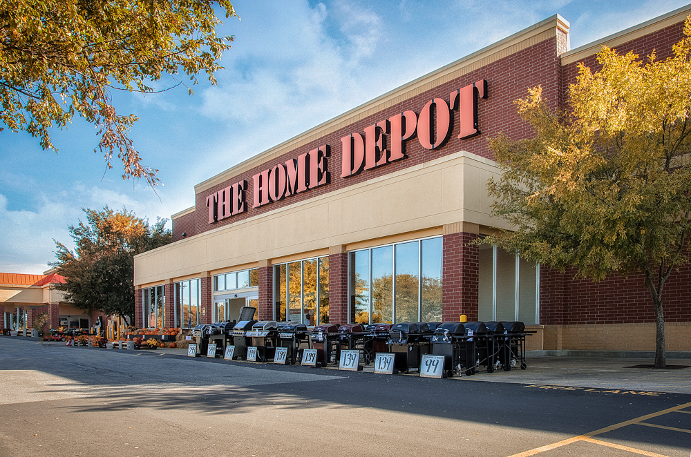 The Home Depot In Hendersonville Tn 37075