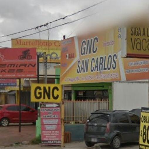 GNC SAN CARLOS