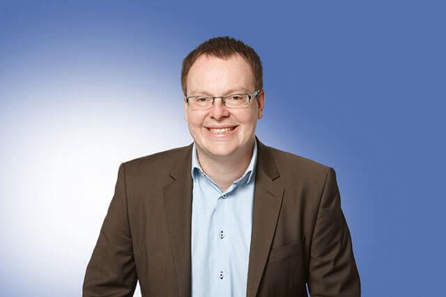 Hauptvertreter  Andreas Fritsch