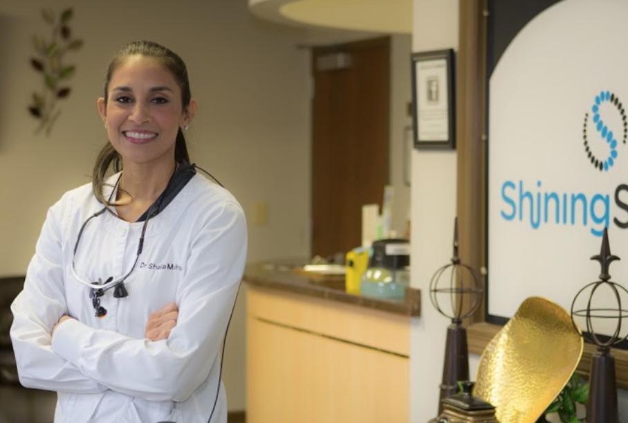 Shining Smiles Family Dentistry Dr Shaila Mohip Chahwala