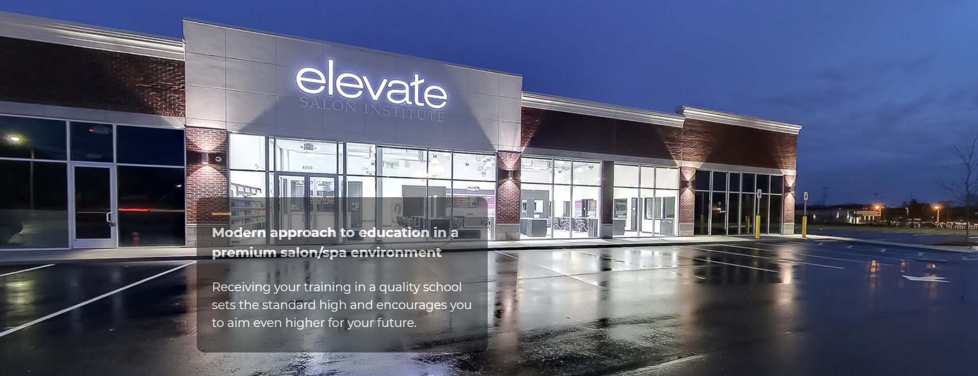 Elevate Salon Institute in Durham
