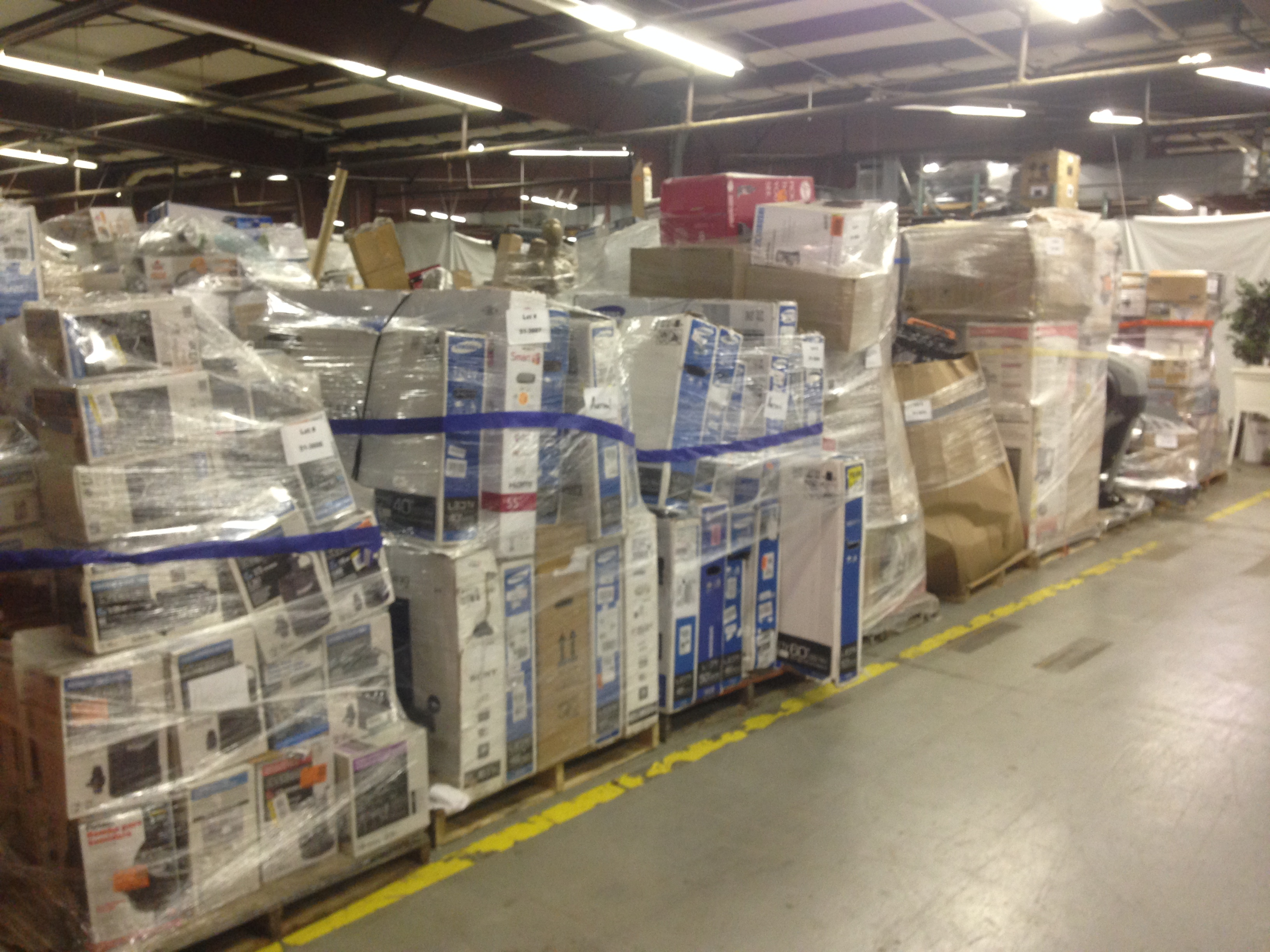 sliBuy Aucti... Reverse Logistics Auctions