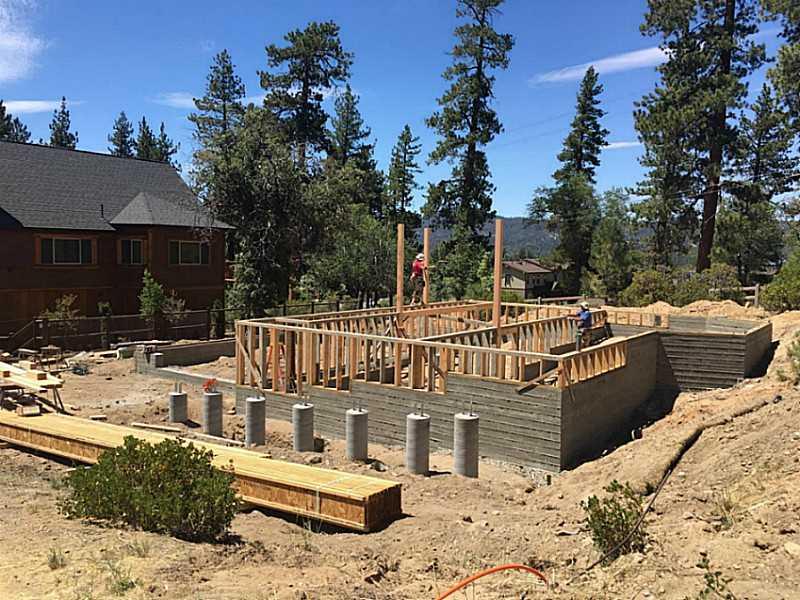 Big Bear Lake CA Homes and Real Estate - Gilligan Log ...