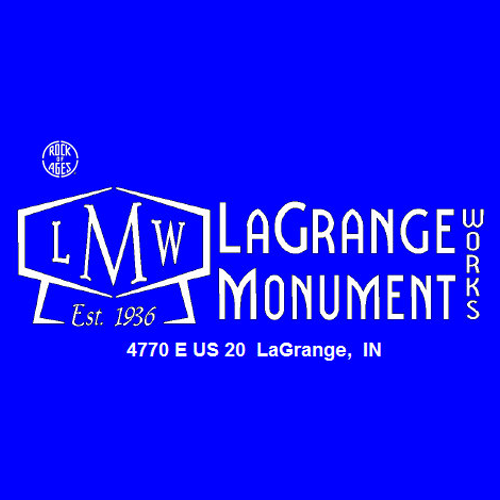 Lagrange Monument Works - Lagrange, IN - Funeral Memorials & Monuments