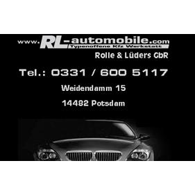R  L  Automobile Rolle & Lüders GbR Logo