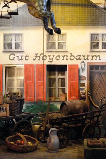 Reitstall Hubertus
