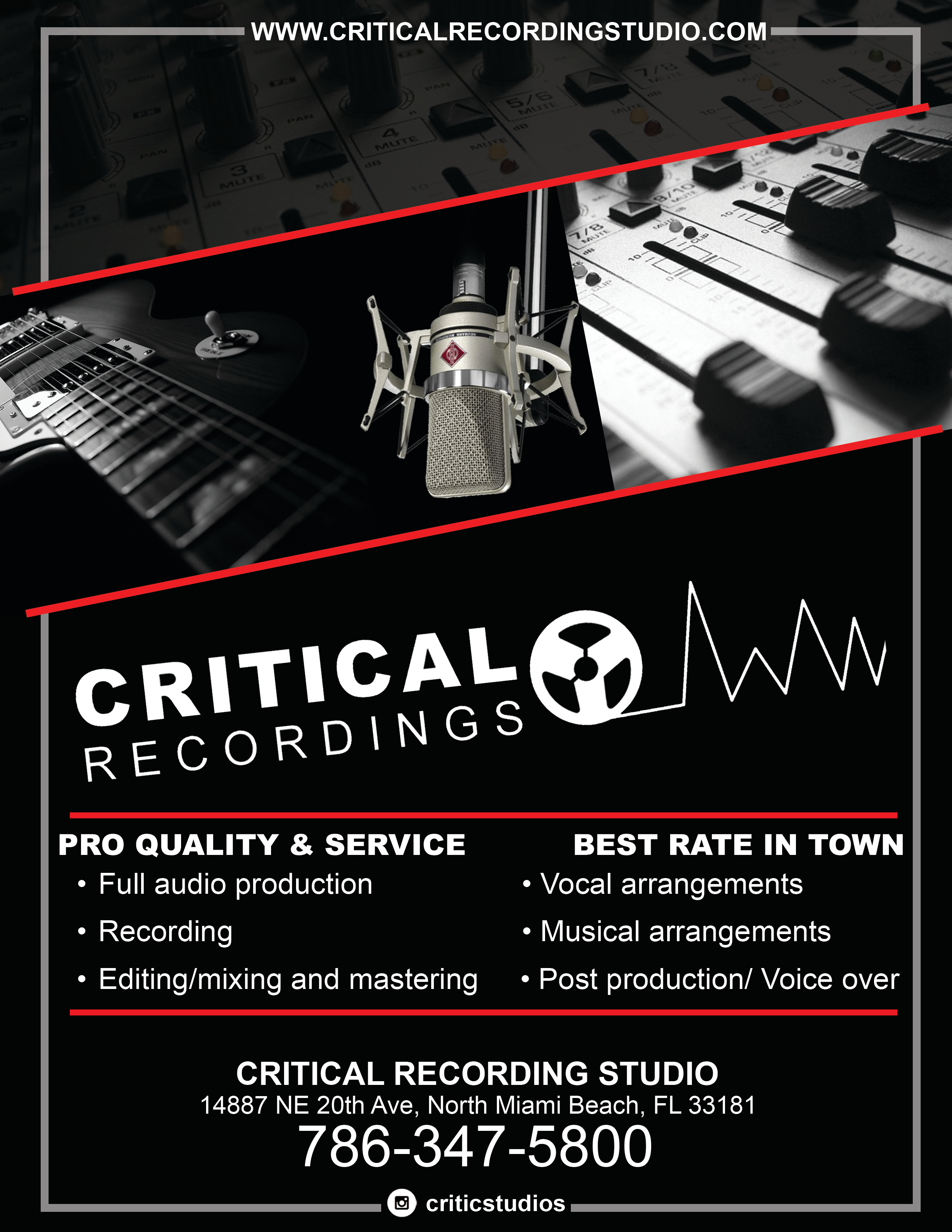 How Much Do Good Music Studios Cost?