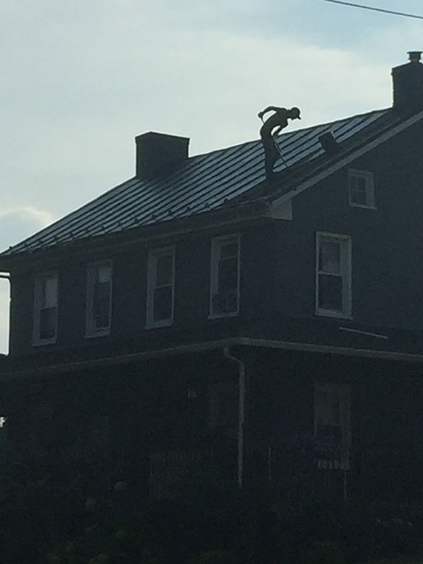 Tip Top Roofing And Siding Shippensburg Pennsylvania Pa