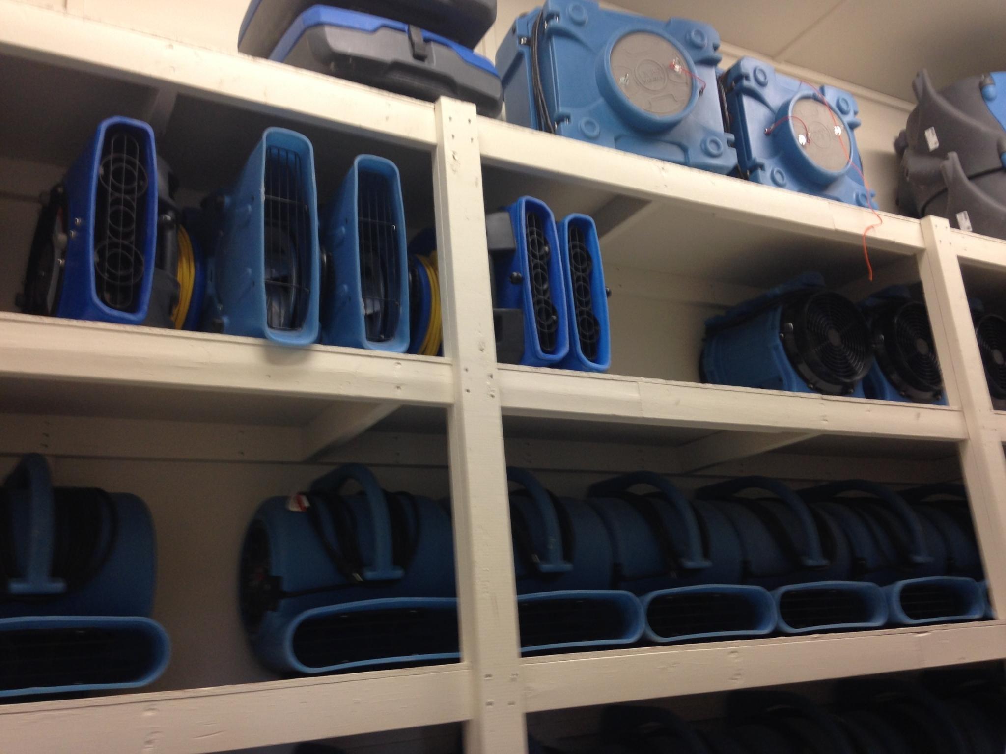 Northfield Builders Inc in Goose Bay: Restoration Damage Equipment