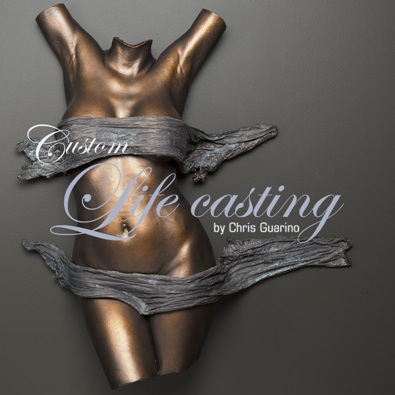 Custom Life Casting