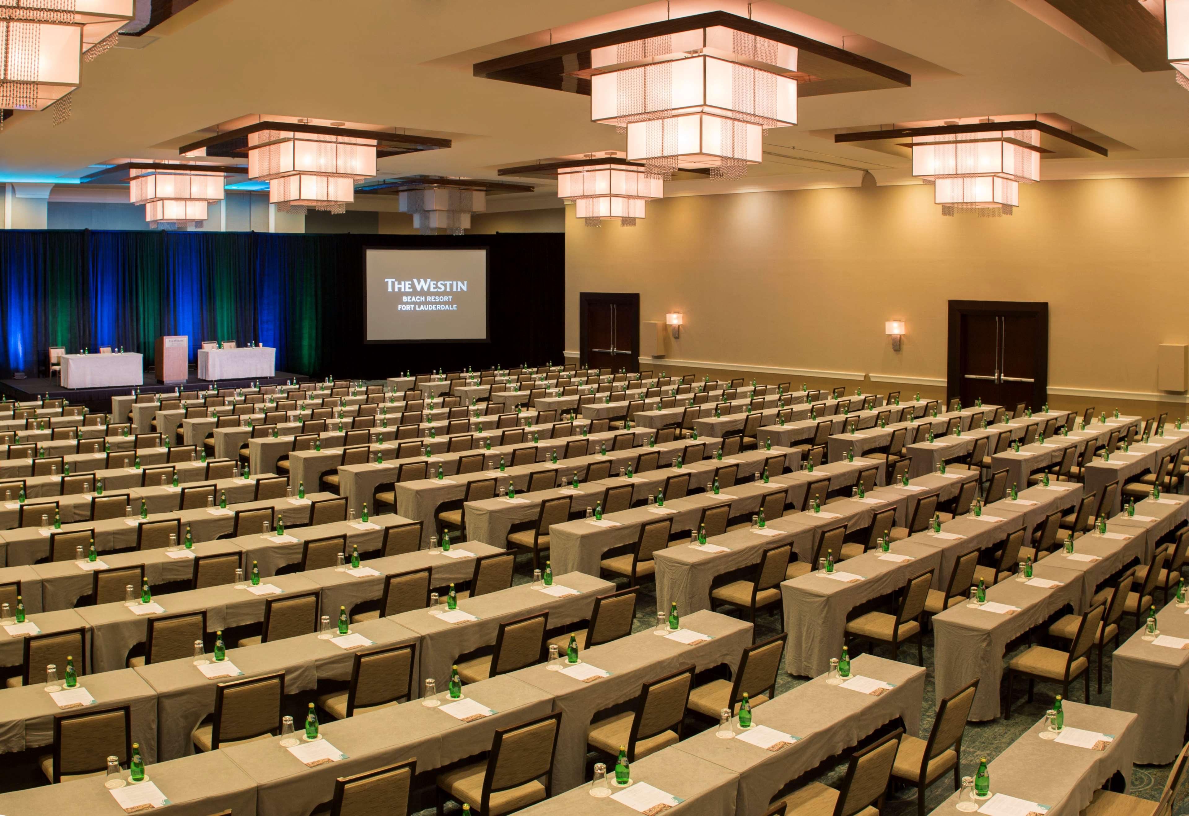 Westin Fort Lauderdale Beach Resort Fitness Center