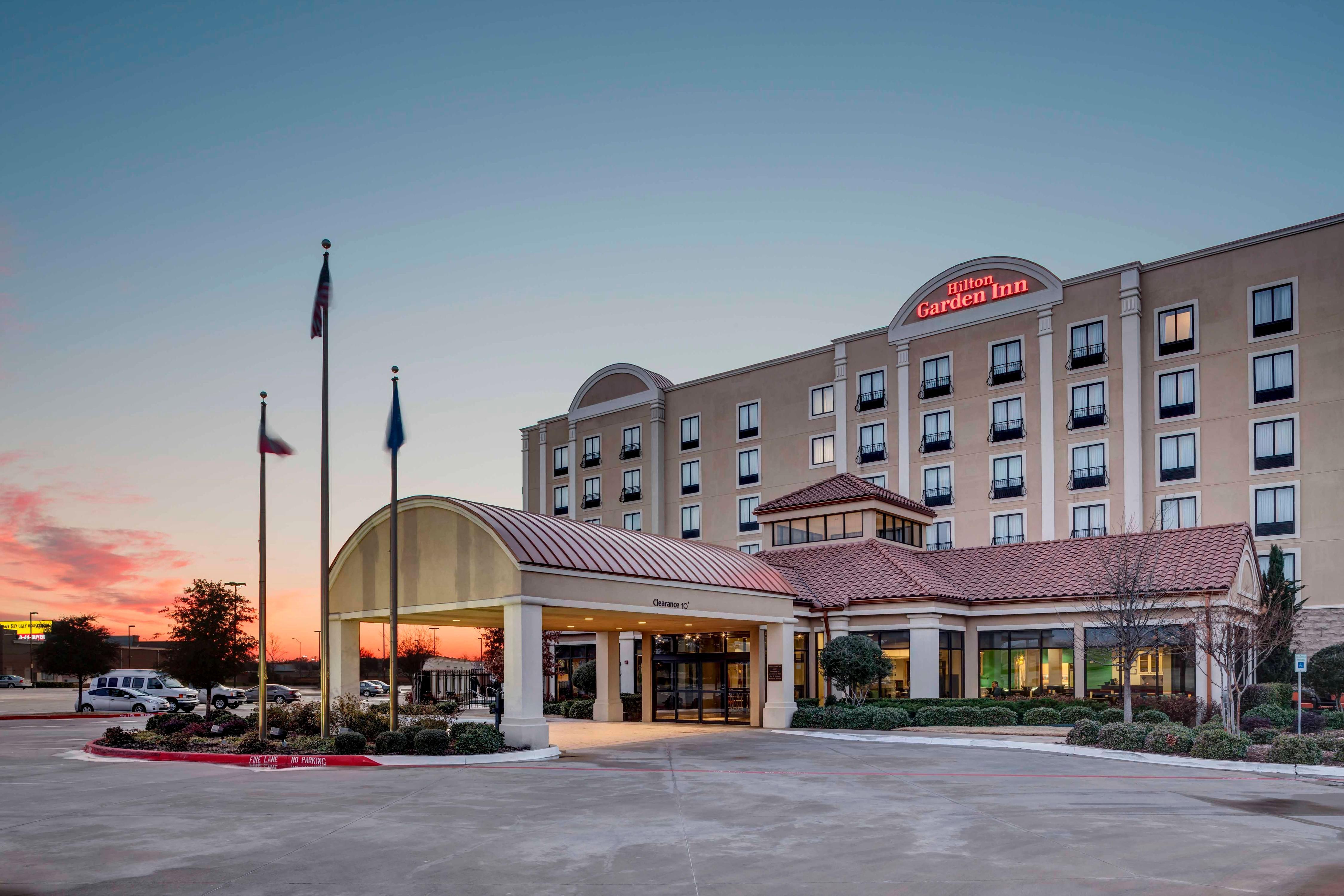 Hilton Garden Inn Dallas Lewisville Lewisville Texas Tx
